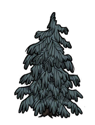 Tree Lumpy Tree Cool Art Concept Art