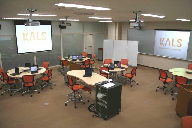 Modern Classroom Model : University of tokyo the created