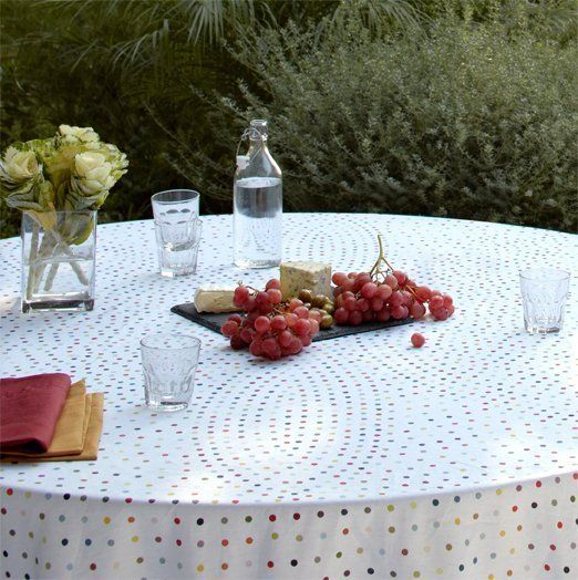 Huddleson Linens: Gorgeous Italian Linen Tablecloths, Runners, Placemats & Napkins