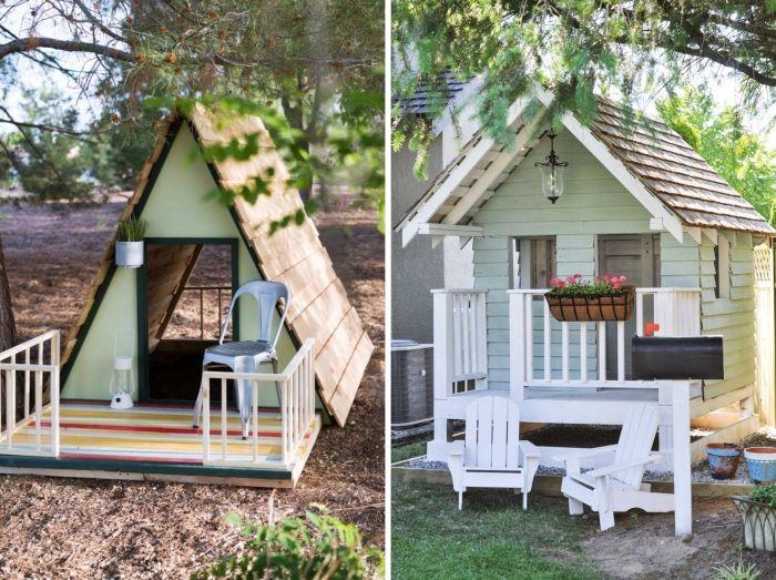 ▷ 1001 + modèles de cabane en palette ou bois fantastiques