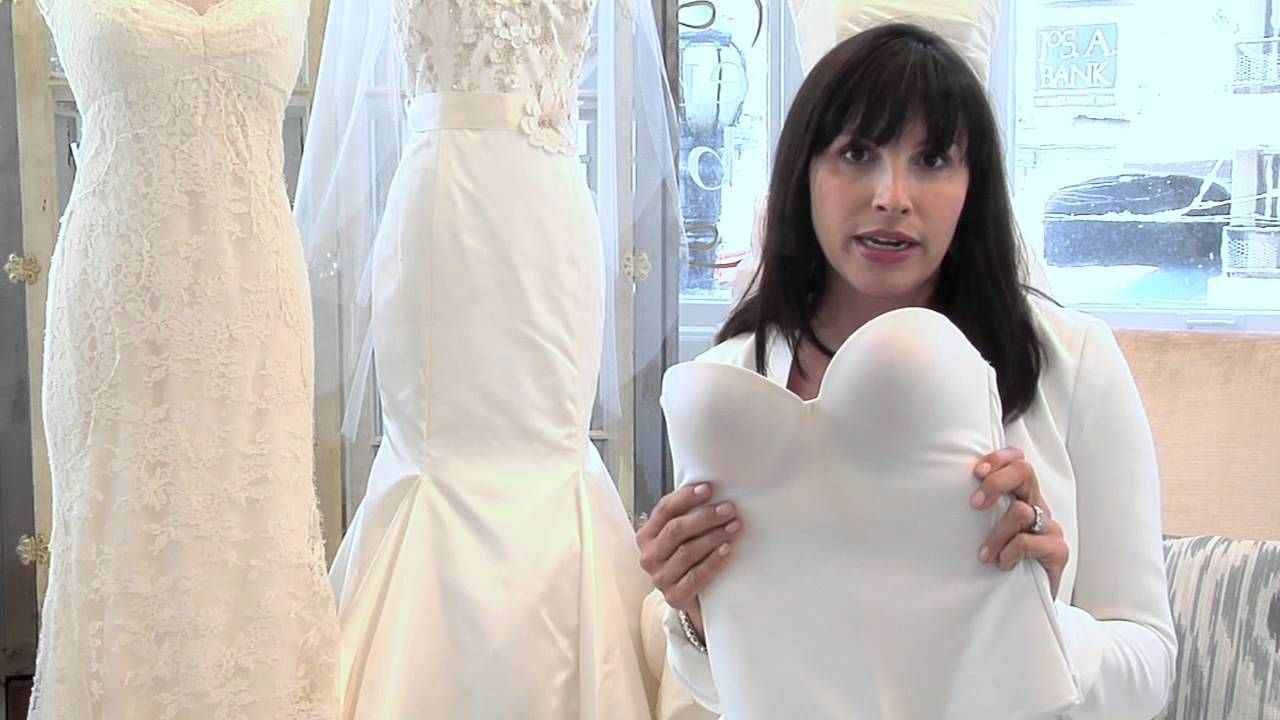 bras for wedding dresses What Kind of Bra Do You Wear to a Bridal Fitting Wedding Dresses
