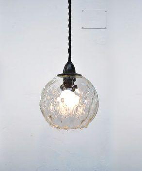 Retro Glass Pendant, Style #Three