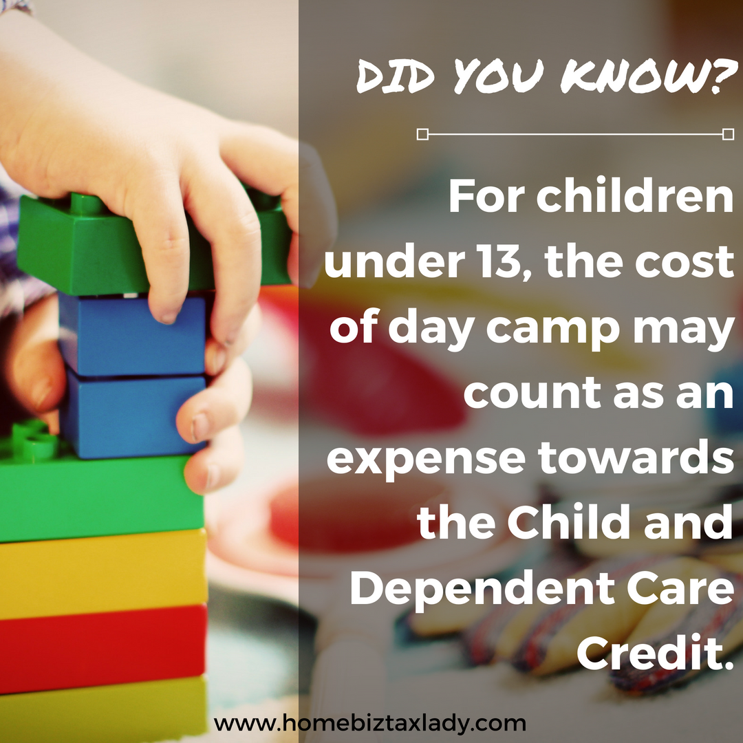 The Child And Dependent Care Credit Provides A Tax Break