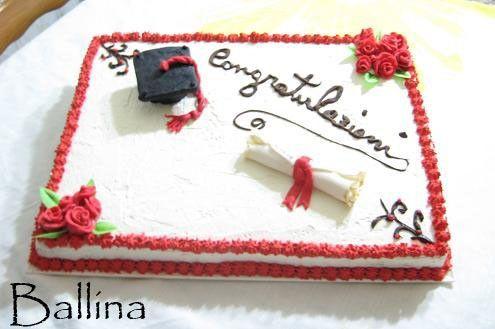 Torta Laurea Torte Pinterest