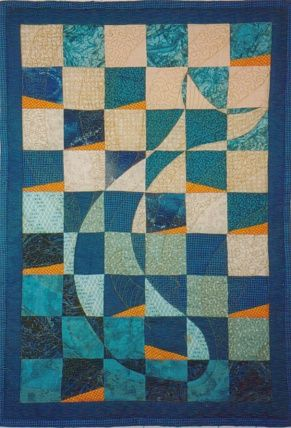 Kameleon tekstildesign Gallery pages Quilts from the mid nineties