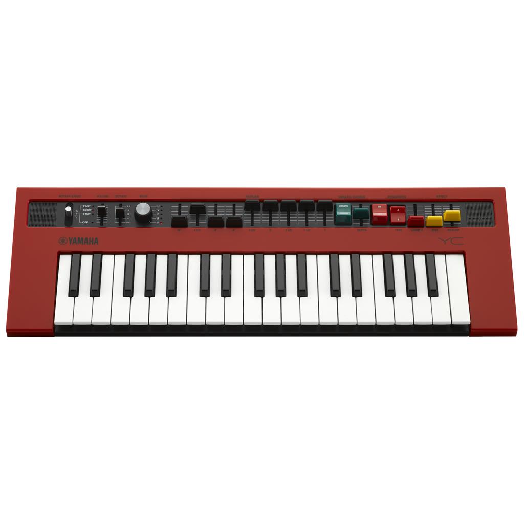 Yamaha reface YC 37 Key Mobile Mini-Combo Organ | Products