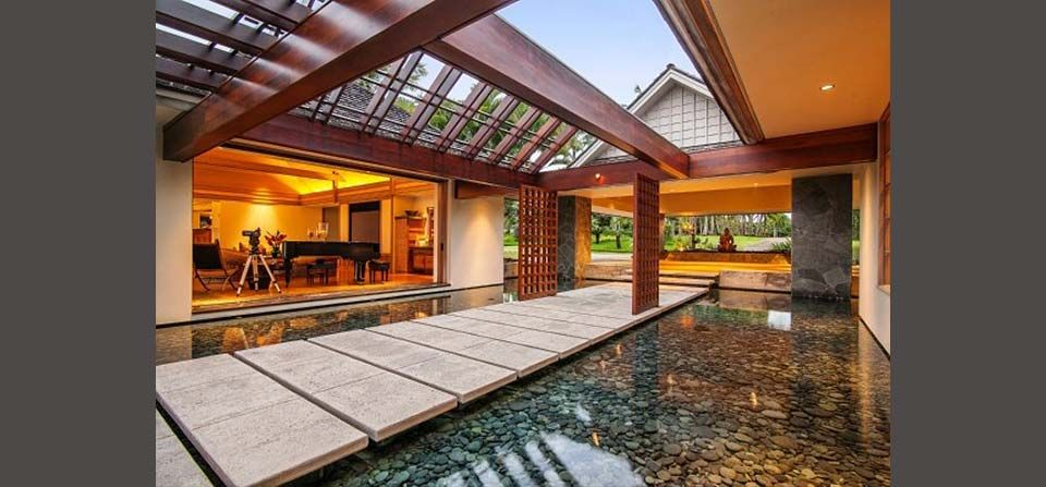 Gary Tobey Wailapa Residence Architecture design