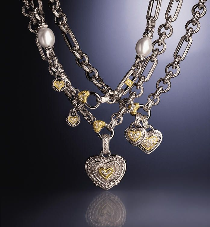 Judith Ripka jewelry PurseForum Bling Pinterest Judith