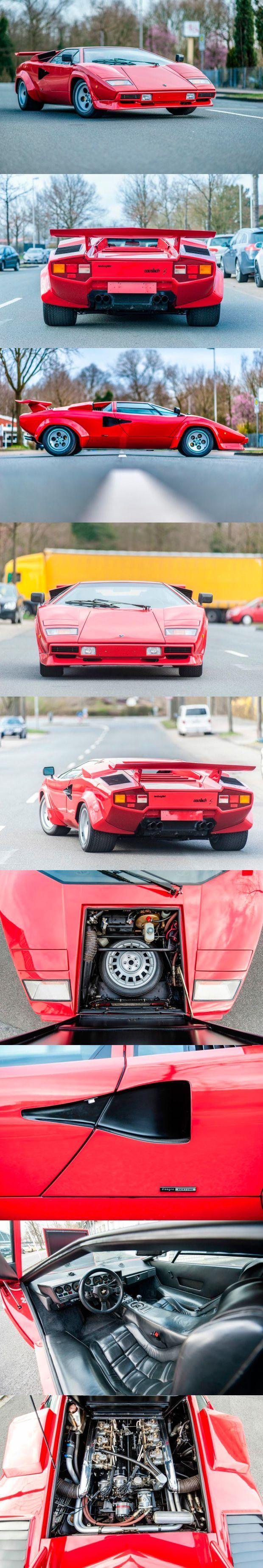 84b098fb200e32274ab114d46c95849c Astounding Lamborghini Countach Built In Basement Cars Trend