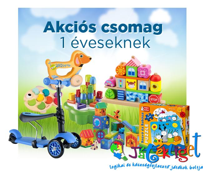 Akciós játékcsomag 1 éveseknek – Legkedveltebb játékok kedvezményes áron 6ed21a673d