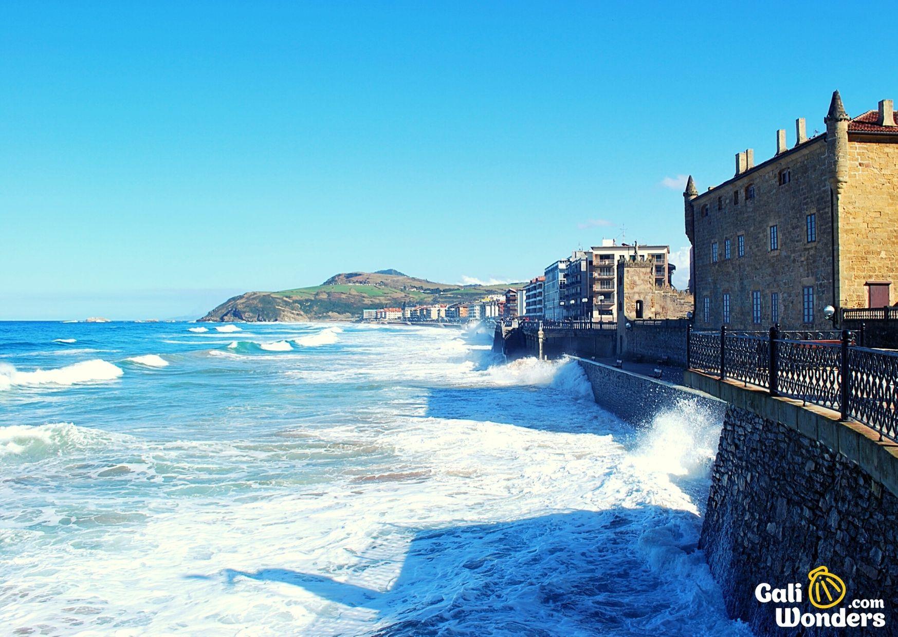 El Camino Del Norte Surfear Camino De Santiago Santiago De Compostela