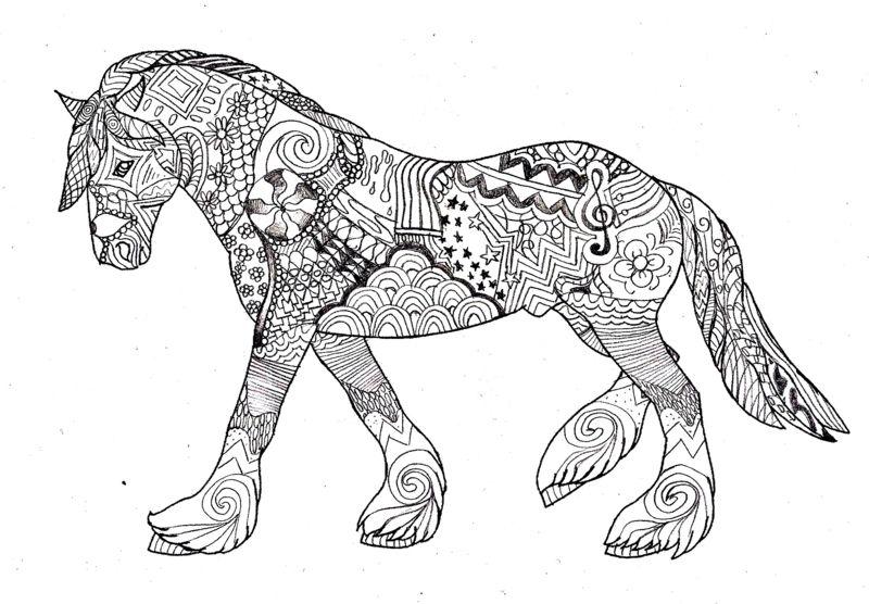 afbeelding kleurplaten dieren kleurplaten mandala