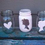 Lots of mason jar ideas