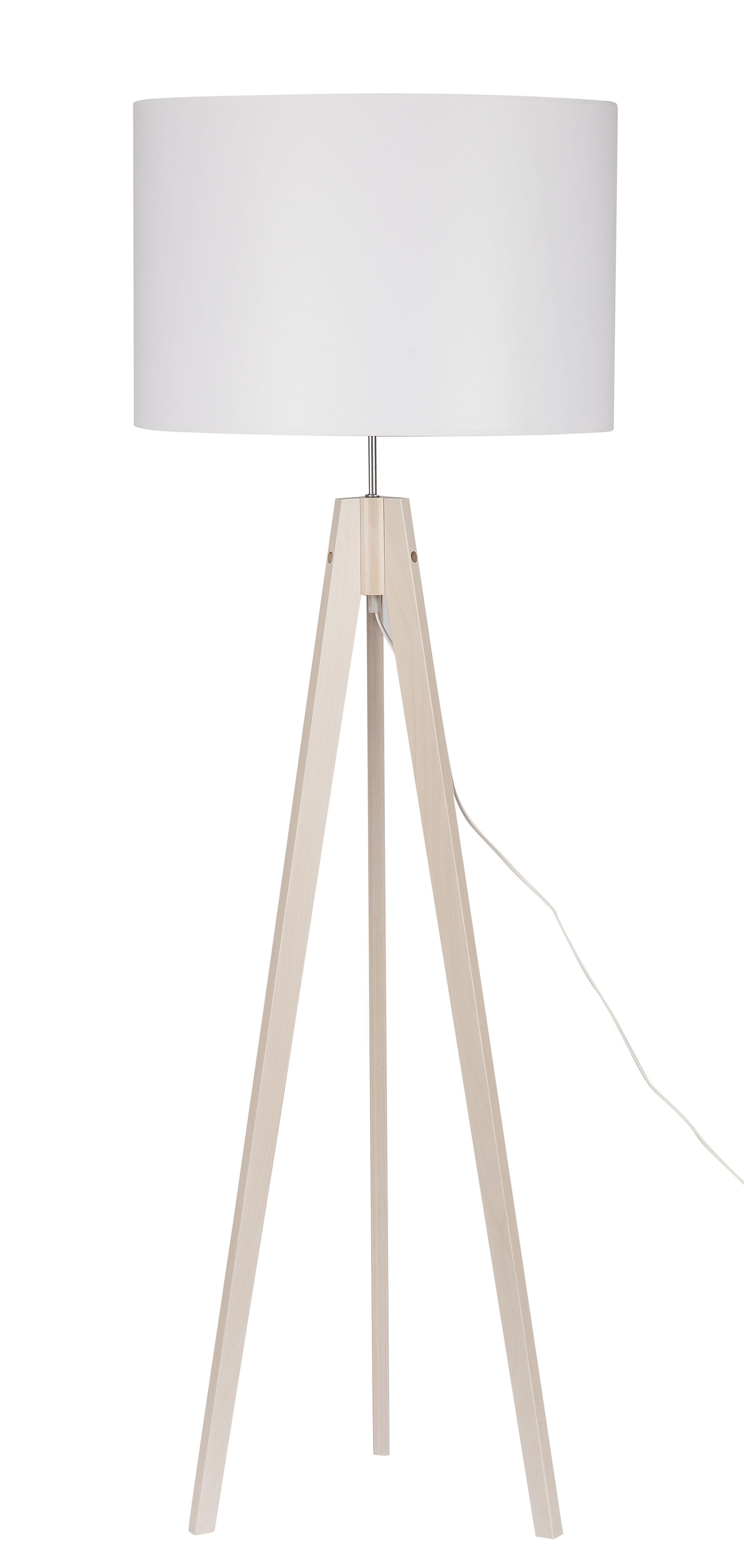Lampa oprawa podłogowa stojąca TK Lighting Dove 1x60W E27