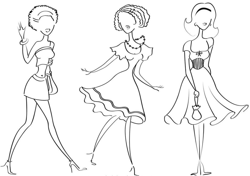 how to manage creativity blocks when drawing model sketches13