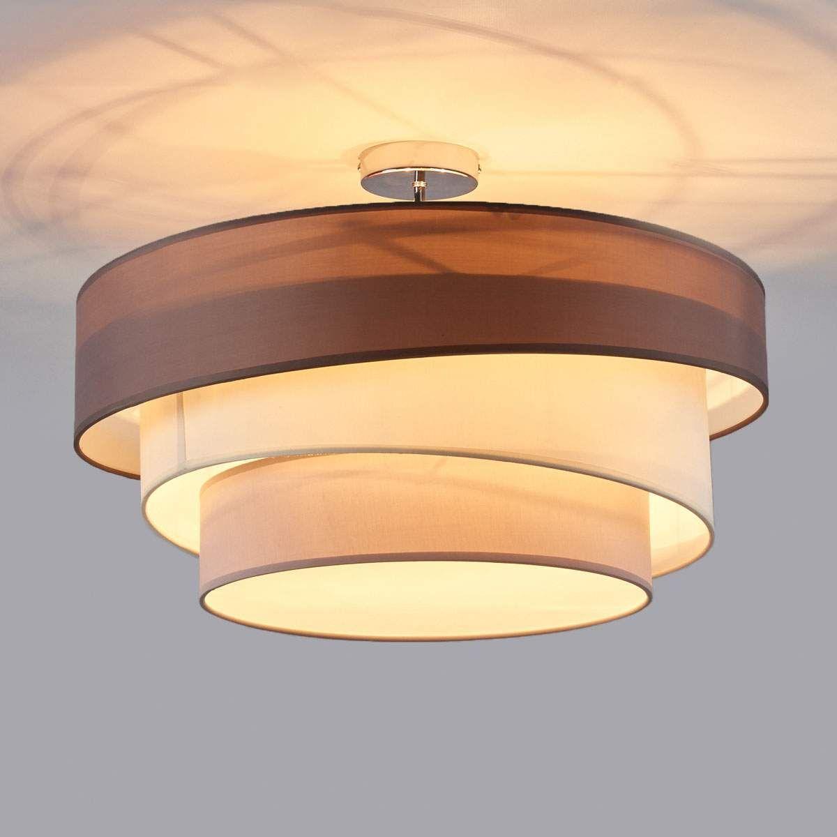 Moderne Deckenleuchte Von Lindby Braun Led Deckenlampen Deckenlampe Und Deckenleuchten Led Wohnzimmer