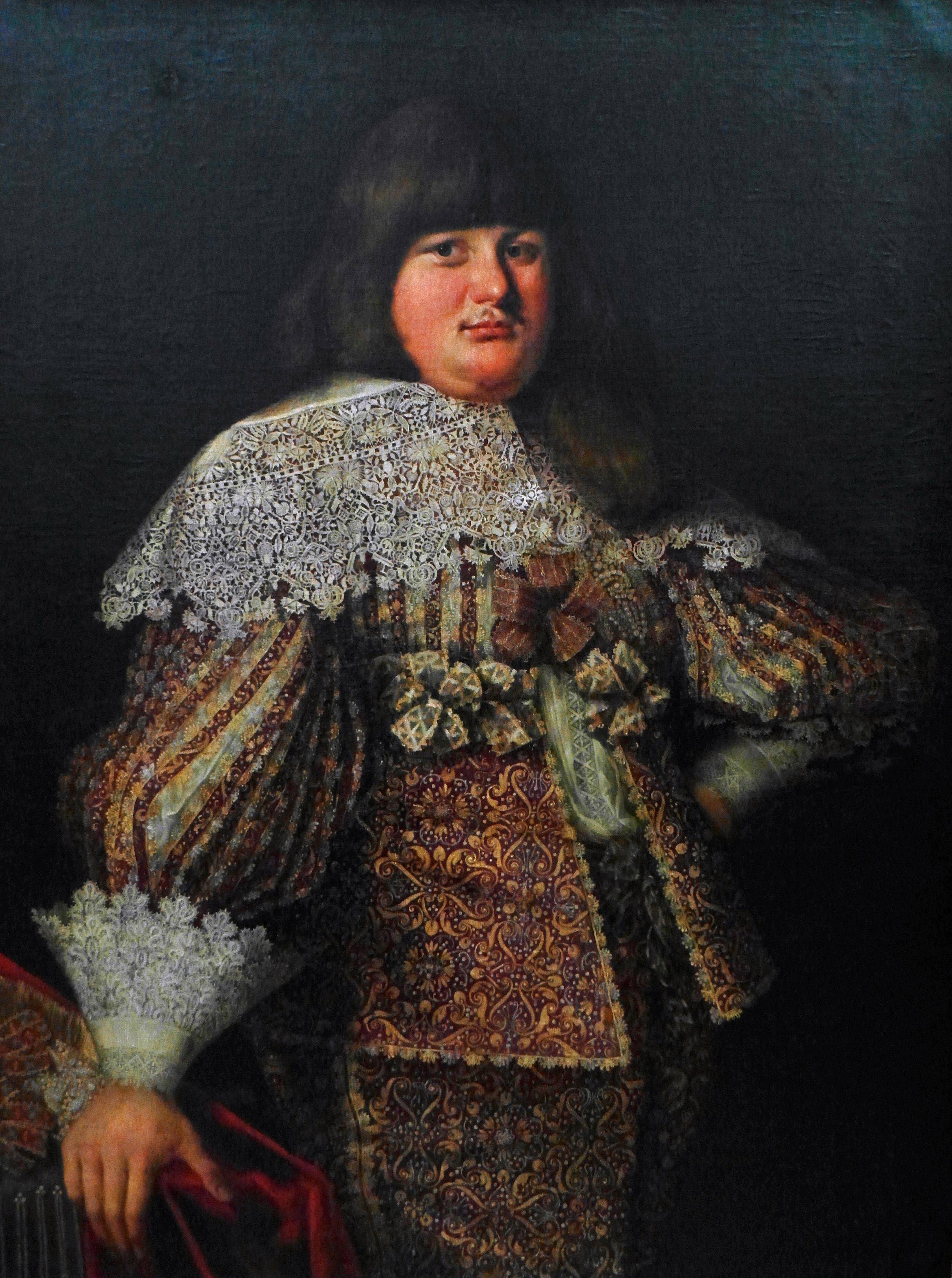 65. Bartłomiej Strobel, portret księcia Władysława Dominika Zasławskiego-Ostrogskiego, 1651