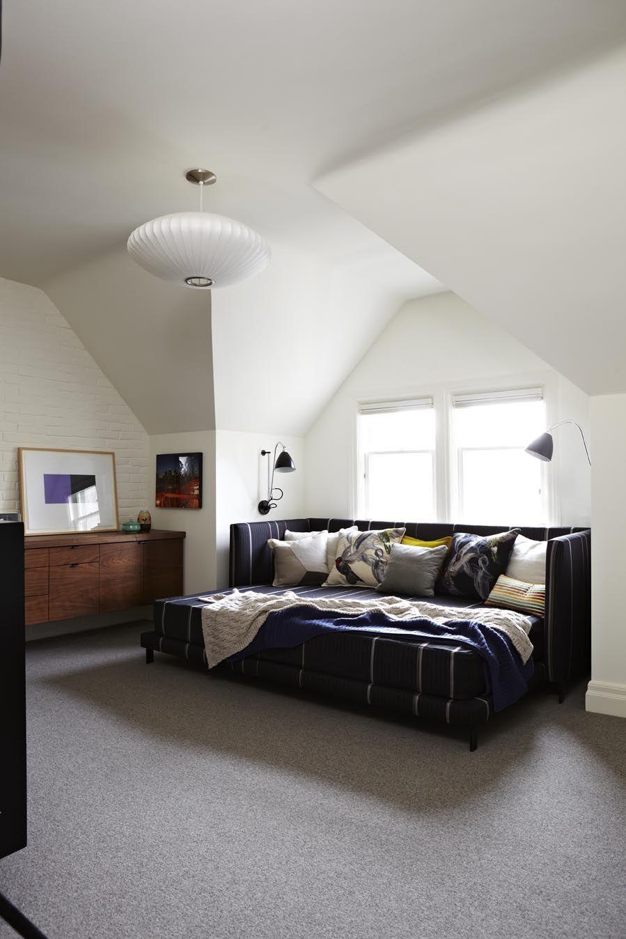 Diy Inspiration Daybeds: Beautiful Room - Basement Inspiration