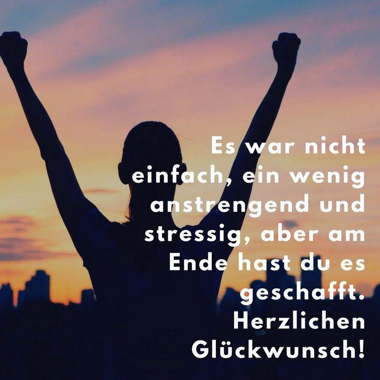 50 Gluckwunsche Zum Bestandenen Abitur Oder Viel Gluck Spruche