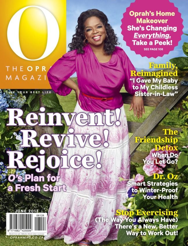 Oprah magazine subscription cancel