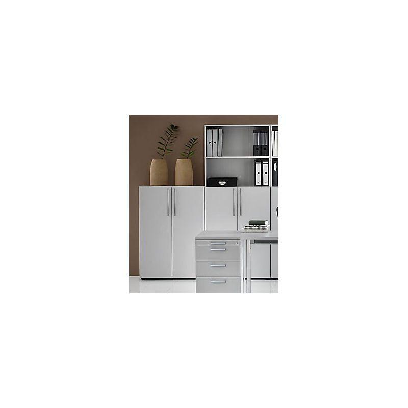 HAMMERBACHER NICOLA Office cabinet – 2 shelves, H x W x …