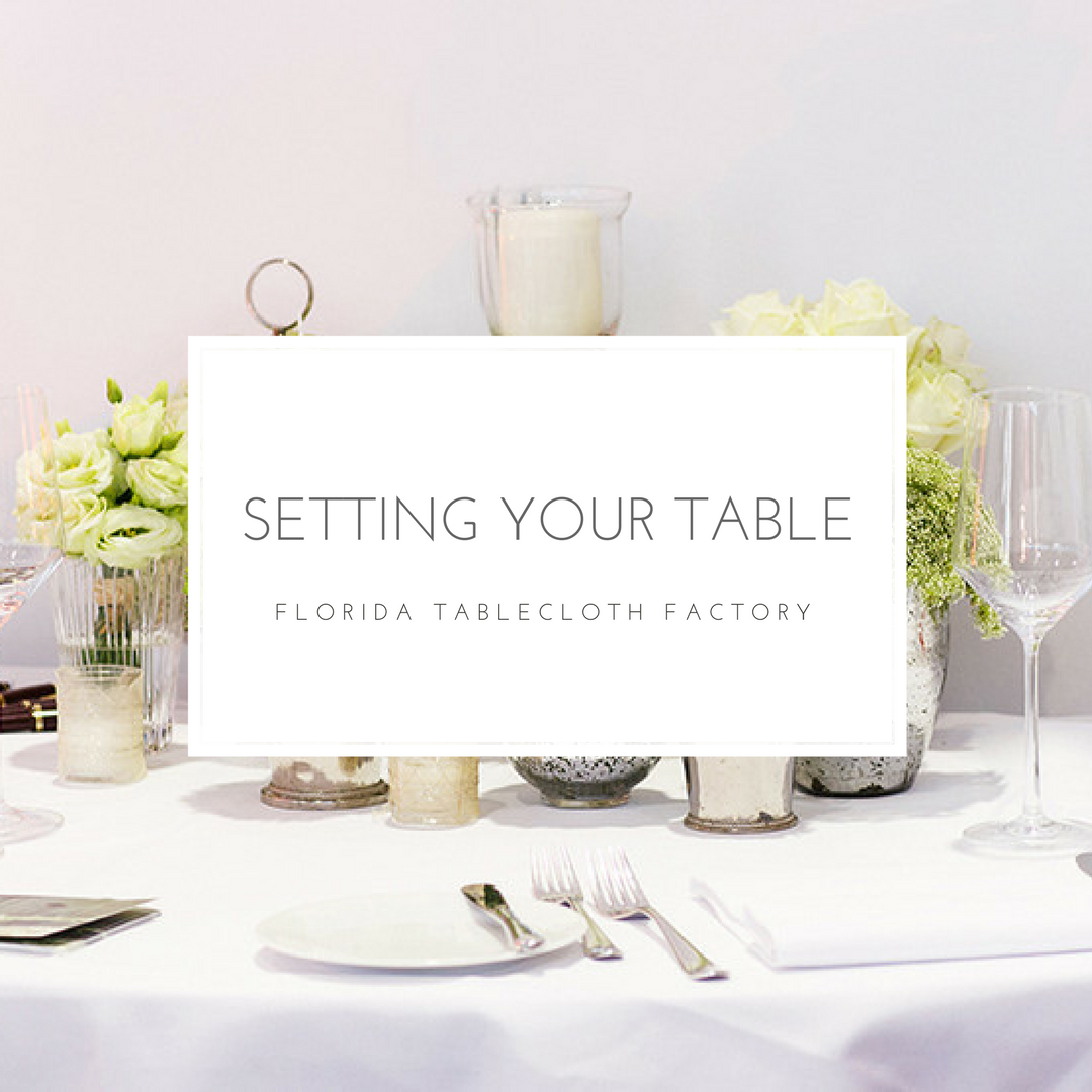 THE IMPORTANCE OF SETTING YOUR TABLE Having a proper table presentation will contribute with the enjoyment of your meal. These practices are a great choice ...  sc 1 st  Pinterest : importance of table setting - pezcame.com