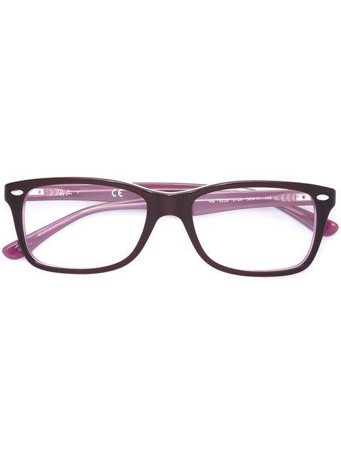 2075155e9f Ray-Ban Square Frame Glasses - Farfetch