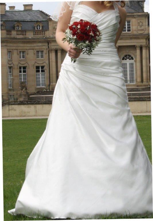 ♥ Brautkleid Alfred Angelo 2031- Größe 36-38 ivory ♥ Ansehen: http ...