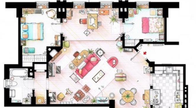Plan maison famille nombreuse recherche google