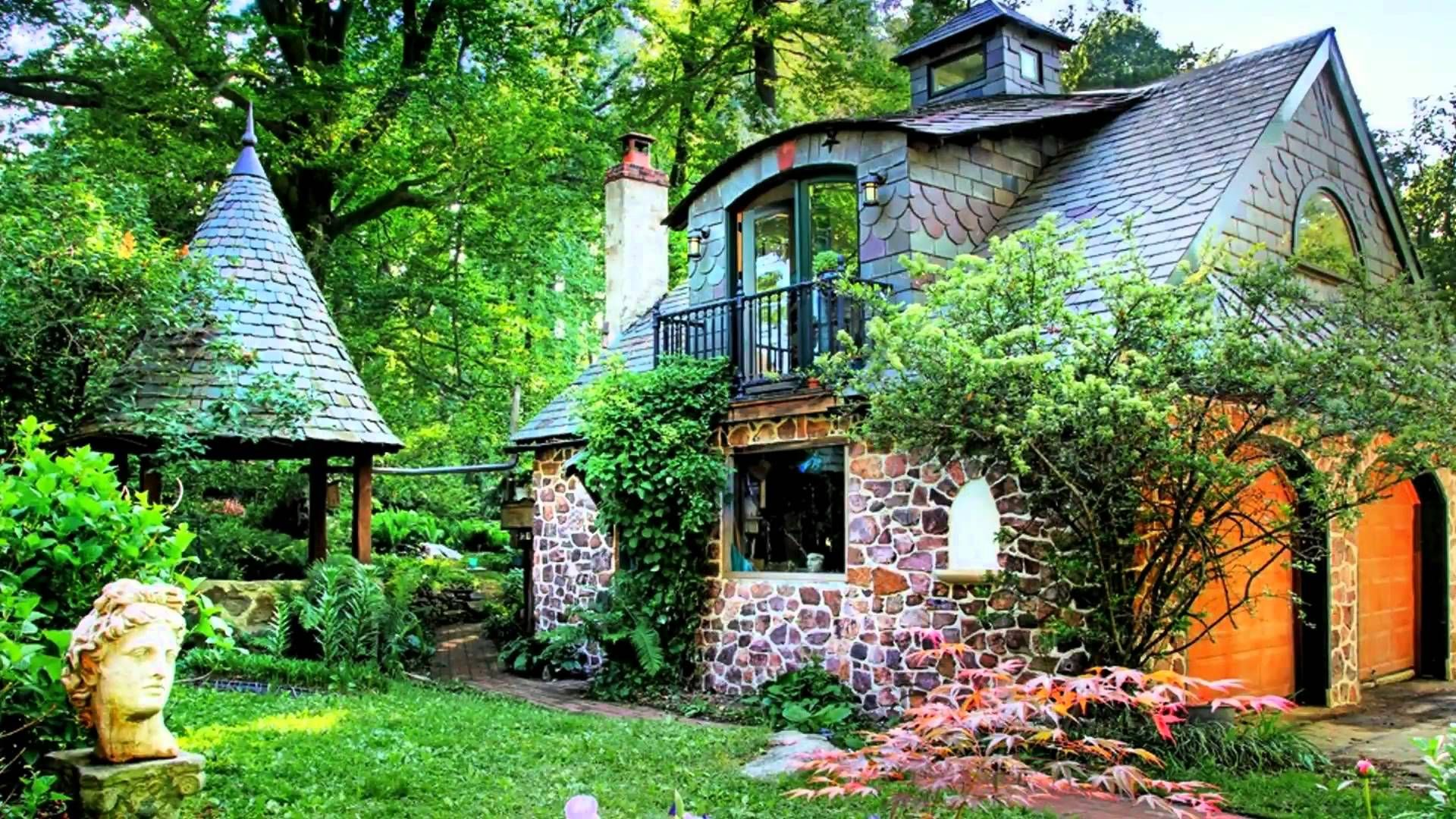 Maxresdefault Jpg 1920 1080 Fairytale House Tiny House Design Traditional Exterior