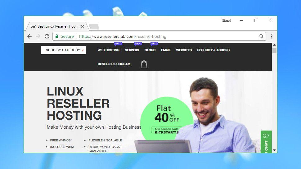 Best Reseller Hosting Services Of 2020 Web Hosting Business Portfolio Web Design Web Hosting