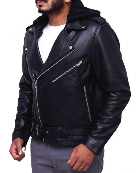 7a1a37ca2cf0 Gilmore Girls Milo Ventimiglia Leather Jacket