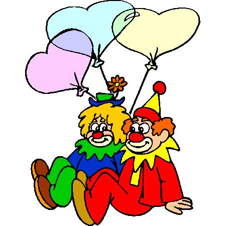 Coloriage Clown Drole.Dessin Clown Couleur Gn41 Jornalagora