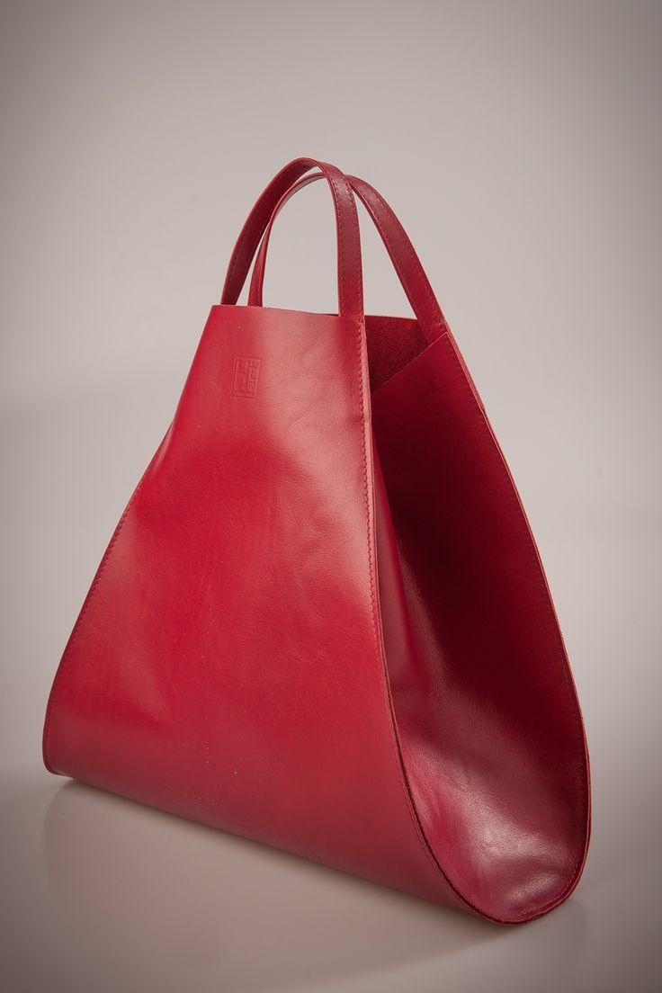 446934857 Bolsa Vermelha, Bolsa Nova, Bolsa Diferentes, Moda Em Couro, Bolsa Sacola,