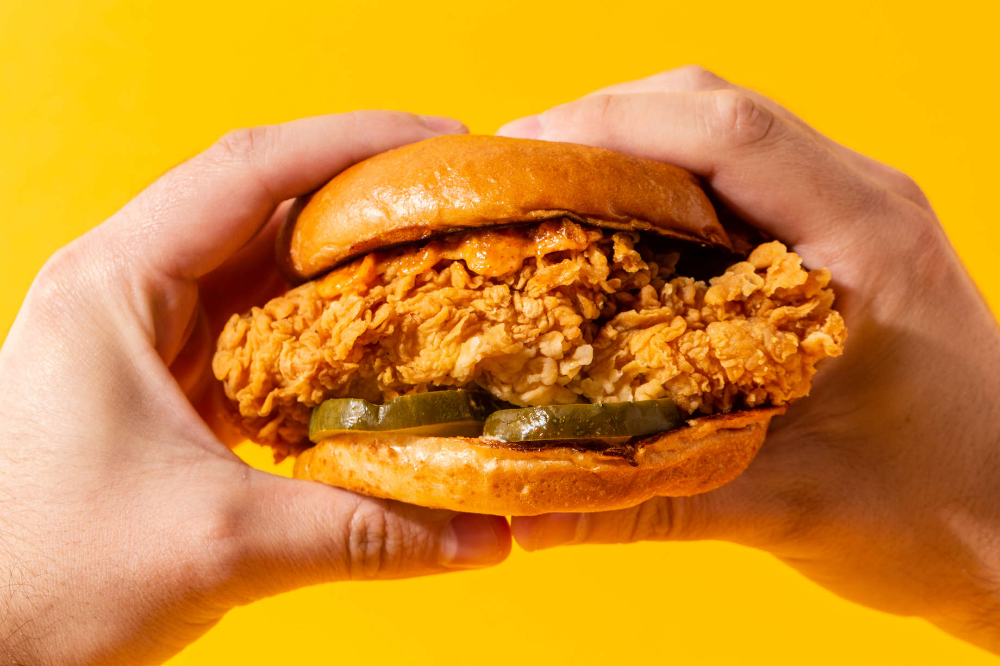 The Best Fried Chicken Sandwiches In Fast Food Ranked