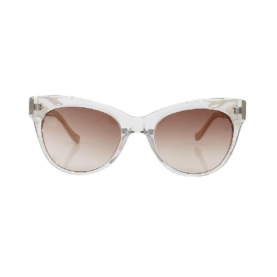 Clear Cat Eye Sunglasses | THE ROW