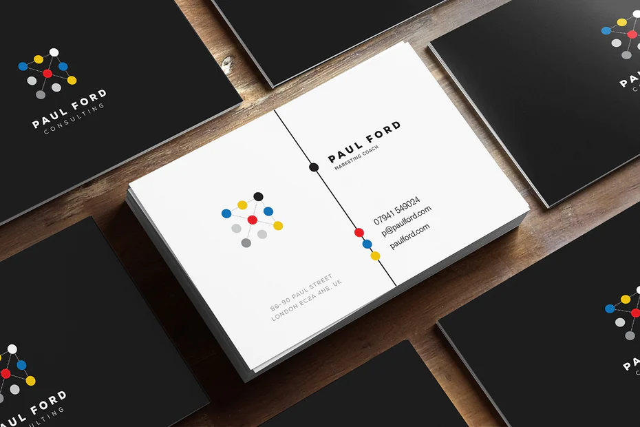 8 Top Business Card Trends For 2021 Business Cards Layout Business Card Design Black Cool Business Cards