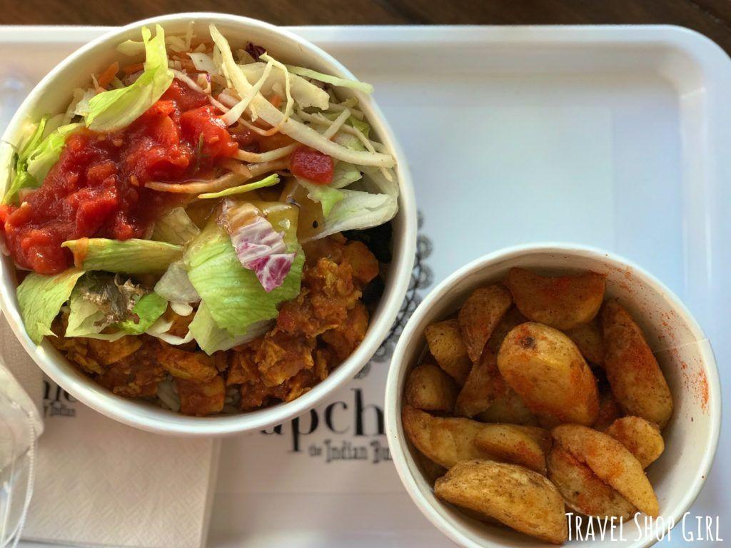Finally wrapchic makes london vegan fast food easy and