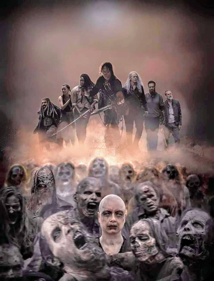 Pin By Lynn Robinson On Twd Works Of Art Walking Dead Fan Art Fear The Walking Dead Walking Dead Pictures