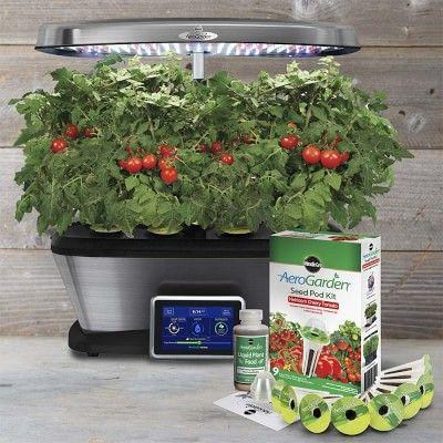 Aerogarden 9 Pod Seed Kit Heirloom Cherry Tomato Seed 400 x 300