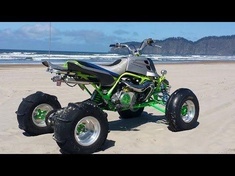 Banshee Gsx R600 Vs Banshee 350 Bad Boy Youtube Yamaha