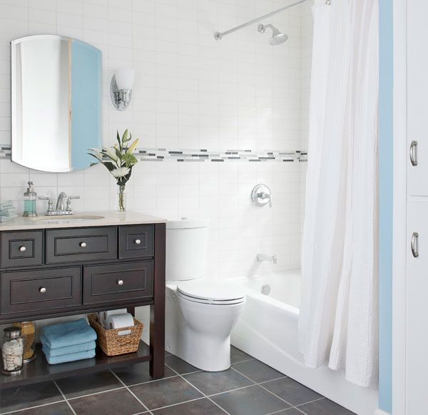 toilet too close to vanity - Google Search Bathroom ideas