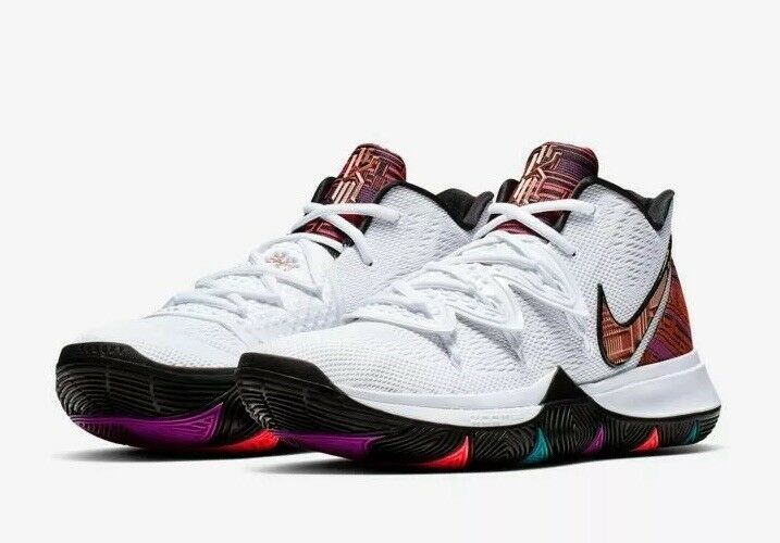 3e3026fa33f7 Nike Kyrie 5 BHM Mens Basketball Shoe Multi-Color Size 11  fashion   clothing  shoes  accessories  mensshoes  athleticshoes (ebay link)