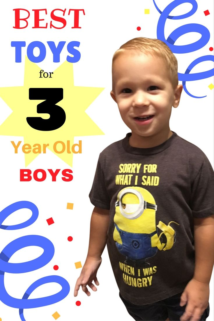 Best Toys For 3 Year Old Boys 2019 Our Top Picks 3