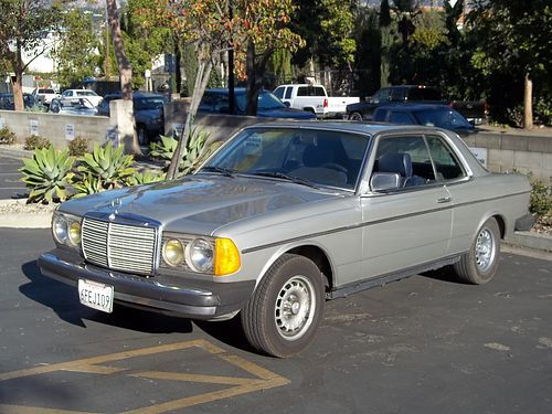 1981 MERCEDES 300CD | Santa Barbara CA | Cars, Used cars ...
