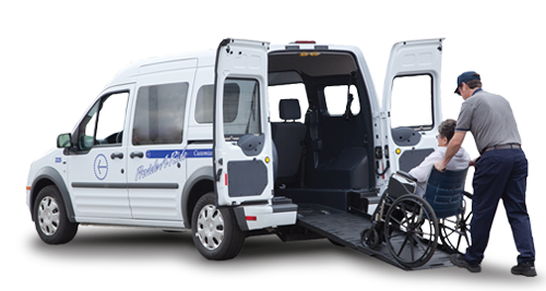 Find Affordable Ford Transit Connect Accessible Vans For Sale