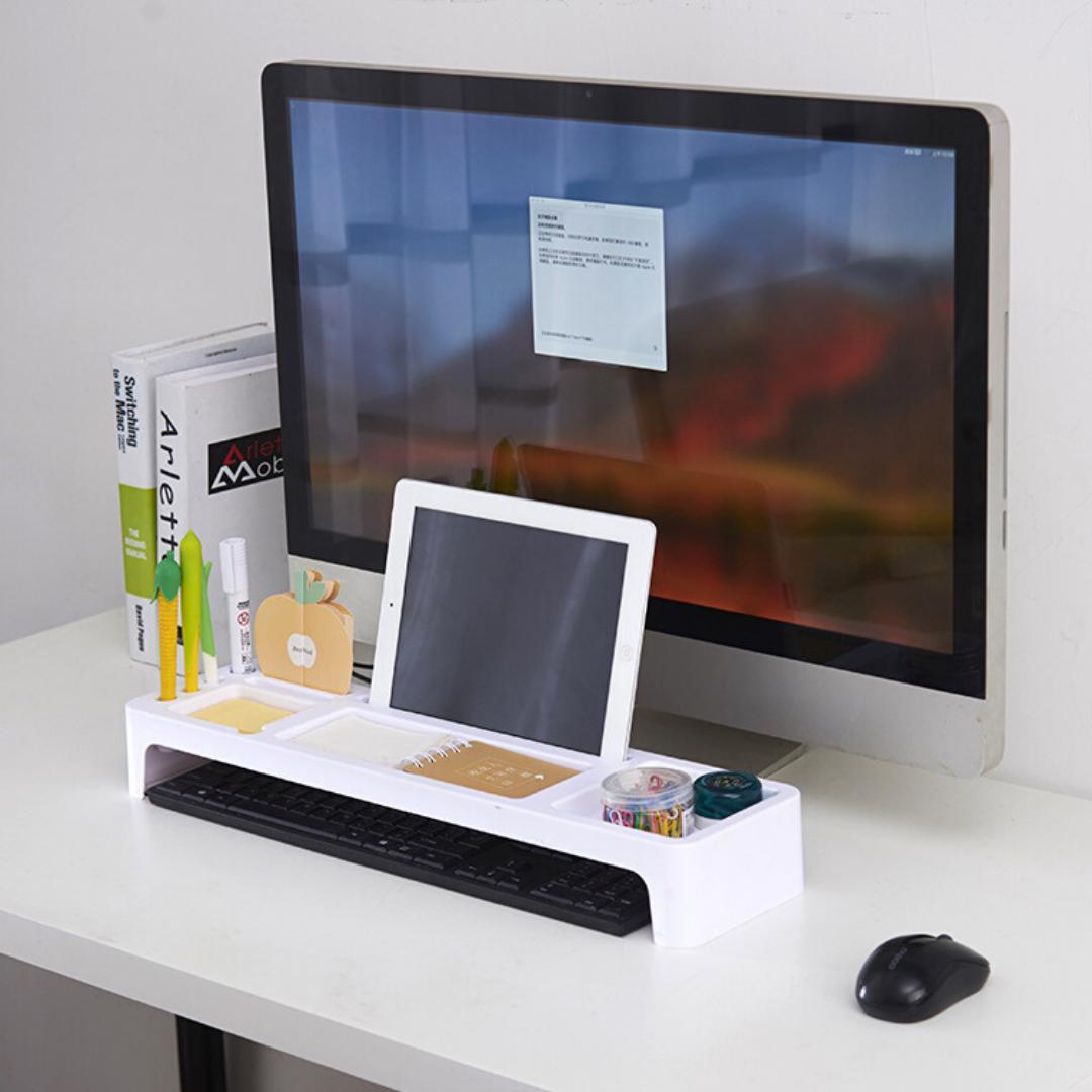 Office Deskorganization: Modern Desktop Organizer In 2020