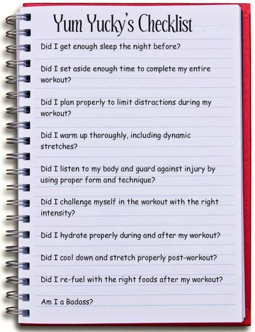 post-workout self assessment Iu0027m sexy and I know it Pinterest - self assessment form