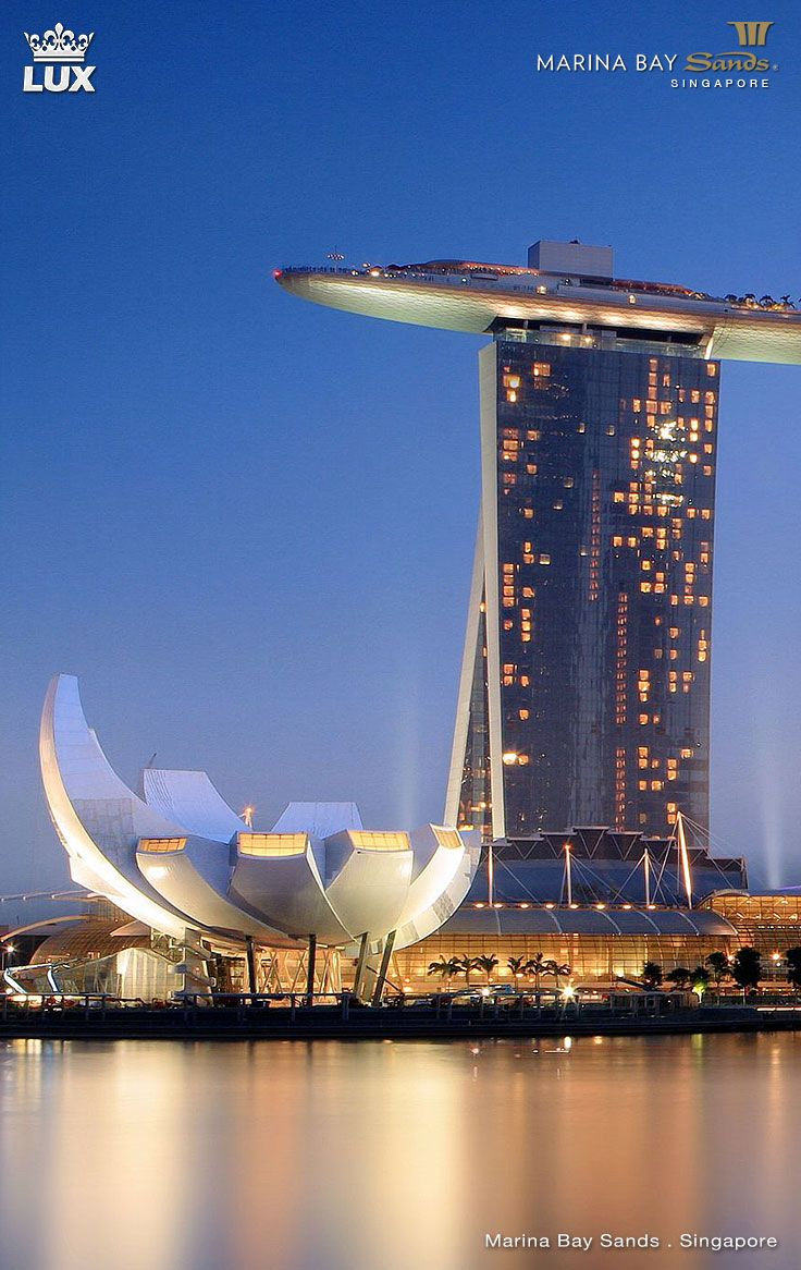 Marina Bay Sands Singapore Is Your Dream Escape Awaits At
