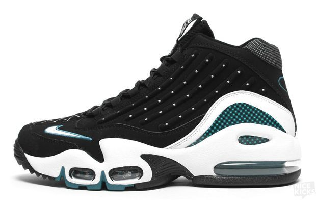 super popular fc4b8 cc14b Nike Air Griffey Max II Year released  1997 Complex says  Mariner Moose  running mate aside, no one ran late  90s sports like Ken Griffey, Jr. (OK,  ...